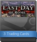 Last Day of Rome Booster-Pack
