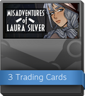 Misadventures of Laura Silver Booster-Pack