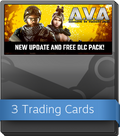 A.V.A. Alliance of Valiant Arms™ Booster-Pack