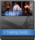 GRAY Booster-Pack