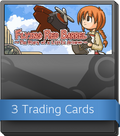 Flying Red Barrel - The Diary of a Little Aviator Booster-Pack