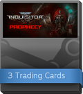 Warhammer 40,000: Inquisitor - Prophecy Booster-Pack
