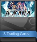 Aokana - Four Rhythms Across the Blue Booster-Pack