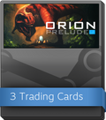 ORION: Prelude Booster-Pack