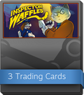 Inspector Waffles Booster-Pack