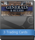 Generals & Rulers Booster-Pack