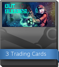 OUTBUDDIES DX Booster-Pack