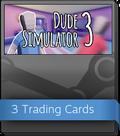 Dude Simulator 3 Booster-Pack
