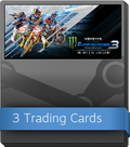 Monster Energy Supercross - The Official Videogame 3 Booster-Pack