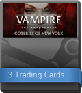 Vampire: The Masquerade - Coteries of New York Booster-Pack