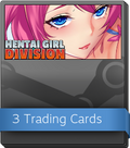 Hentai Girl Division Booster-Pack