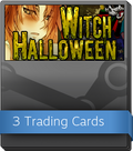 Witch Halloween Booster-Pack