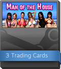 Man of the House Booster-Pack