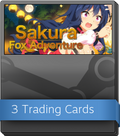 Sakura Fox Adventure Booster-Pack