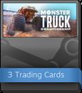 Monster Truck Championship Booster-Pack