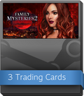 Family Mysteries 2: Echoes of Tomorrow Booster-Pack