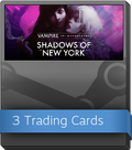 Vampire: The Masquerade - Shadows of New York Booster-Pack