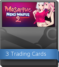 Mosaique Neko Waifus 2 Booster-Pack