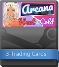 Arcana: Heat and Cold. Season 1 Booster-Pack