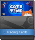 Cats in Time Booster-Pack