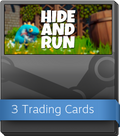 Hide and Run Booster-Pack
