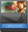 Before the Echo Booster-Pack