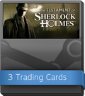 The Testament of Sherlock Holmes Booster-Pack