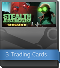 Stealth Bastard Deluxe Booster-Pack