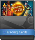 Planets Under Attack Booster-Pack