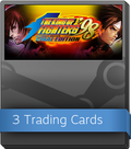 THE KING OF FIGHTERS '98 ULTIMATE MATCH FINAL EDITION Booster-Pack
