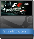 F1 2013 Booster-Pack