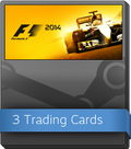 F1 2014 Booster-Pack