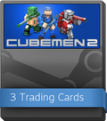 Cubemen 2 Booster-Pack