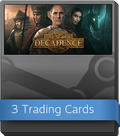 The Age of Decadence Booster-Pack