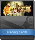Unepic Booster-Pack