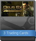 Deus Ex: Human Revolution - Director's Cut Booster-Pack