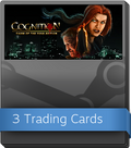 Cognition: An Erica Reed Thriller Booster-Pack