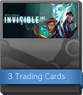 Invisible, Inc. Booster-Pack
