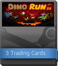 Dino Run DX Booster-Pack