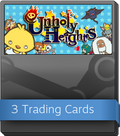 Unholy Heights Booster-Pack