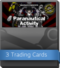 Paranautical Activity: Deluxe Atonement Edition Booster-Pack