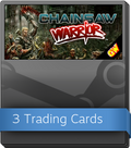 Chainsaw Warrior Booster-Pack