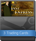The Last Express Gold Edition Booster-Pack