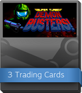 Super Turbo Demon Busters! Booster-Pack