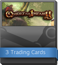 Quest for Infamy Booster-Pack