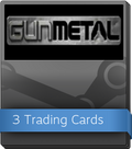 Gun Metal Booster-Pack