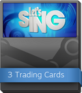 Let's Sing Booster-Pack