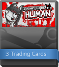 I Want To Be Human Booster-Pack