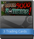 Over 9000 Zombies! Booster-Pack