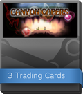 Canyon Capers Booster-Pack